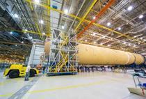 VIDEO Test crucial pentru megaracheta NASA. Un pas mai aproape de lună UPDATE