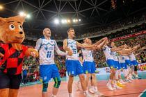 Slovenia, in semifinalele CE Volei masculin