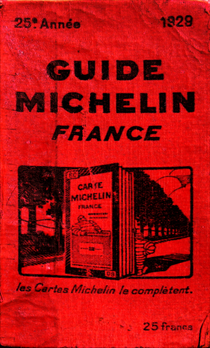 Ghidul Michelin