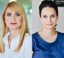 Gabriela Ilie, Andreea Ilinca