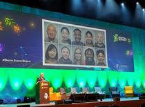 John Frank, vorbind la summit-ul de la Dublin