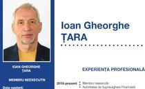 Ioan Tara, membru conducere ASF