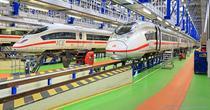 Trenuri germane ICE