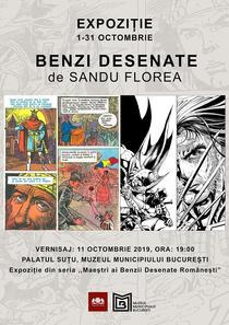 Expozitie Sandu Florea