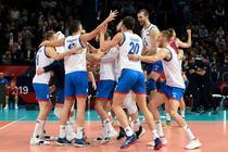 Serbia, in finala CE Volei masculin