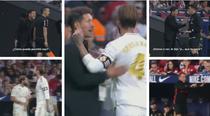 Ramos a insultat un arbitru asistent