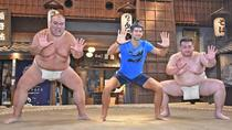 Novak Djokovic, lectii de sumo la Tokyo (2)