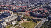 Violentele din Piata Constitutiei - in mijlocul unor institutii de forta ale statului roman