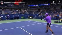 Rafael Nadal si provocarea