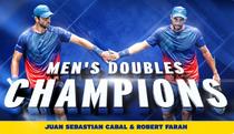 Juan Sebastian Cabal si Robert Farah, campioni la US Open