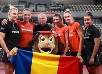 Echipa feminina de tenis de masa a Romaniei, campioana europeana pentru a cincea oara