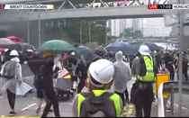 Proteste Hong Kong