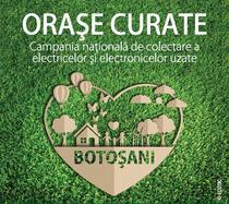 """""""Orașe Curate"""" face o nouă oprire în Botoșani"""