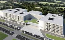 Asa ar urma sa arate Spitalul Regional din Cluj
