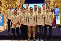 Echipa Romaniei la ECSC 2019