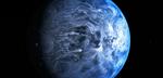 Ilustrație a exoplanetei HD 189733b