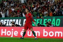 Cristiano Ronaldo, golul 699 al carierei