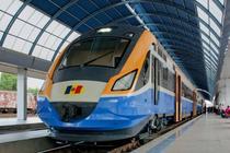 Tren din Republica Moldova