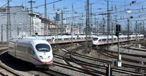 Trenuri germane ICE 3