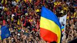 Fanii Romaniei, la meciul cu Spania