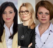 Ana-Maria Iordache, Andreea Giovani, Carmen Dan
