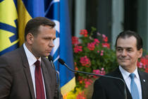 Andrei Nastase și Ludovic Orban
