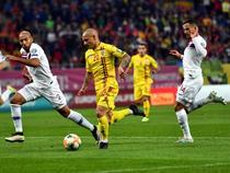 Alexandru Mitrita, cel mai bun tricolor in meciul cu Norvegia