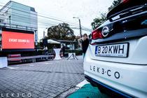 LEK3.CO inaugurează cea mai mare infrastructură publică de încărcare electrică din România