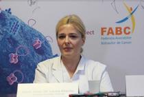Laura Mazilu, medic oncolog
