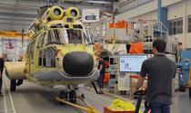 Fabrica de elicoptere Airbus