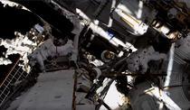 Misiune feminina pe ISS