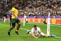 Anglia a invins Australia in sferturile CM de rugby