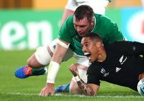 Noua Zeelanda a invins Irlanda in sferturile CM de rugby