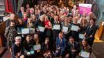 TES Awards group photo