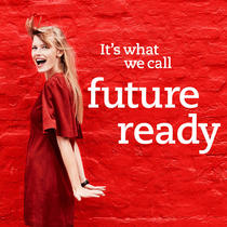 It's what we call future ready