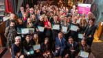 TES Awards group photo