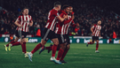 Sheffield United, victorie cu Arsenal