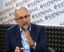 Kelemen Hunor in studioul HotNews.ro