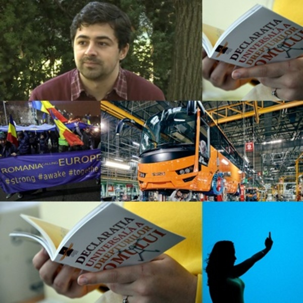 """Subiectele zilei: Secretele invaziei autobuzelor turcești de tip """"Lego"""" în Europa; Povestea unui medic din Franța, care vrea să se întoarcă în România; Clinica Marelui Ars a fost deschisă la Iaşi doar pentru poze cu ministra Sănătății. – Subiectele zilei"""
