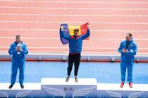 Alin Firfirica, medaliat cu aur la Jocurile Mondiale Militare