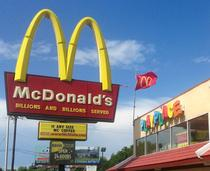 Restaurant McDondalds