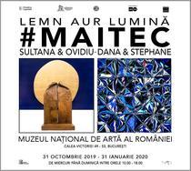 #MAITEC - Lemn Aur Lumina