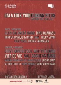 "Gala ""Folk You! Florian Pittis"" 2019"
