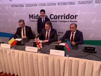 Semnare Acord Tbilisi