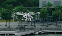 Volocopter, taxi zburator