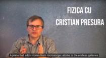 fizicianul Cristian Presură