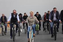 Dancila pe bicicleta
