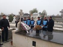 Nicolae Dobrin, comemorat de fotbalistii echipei FC Arges