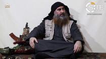 Teroristul Abu Bakr al-Baghdadi (sursa foto- twitter)