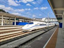 Tren chinez de mare viteza